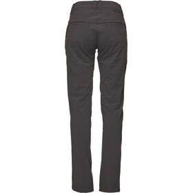 Black Diamond Alpine Light - Pantalon Femme - gris